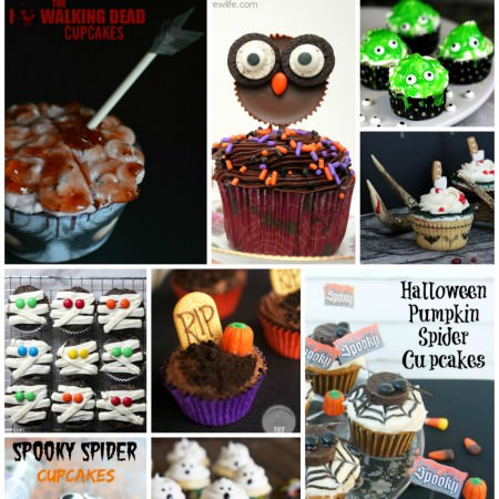 Fun Halloween Cupcake Recipe Ideas