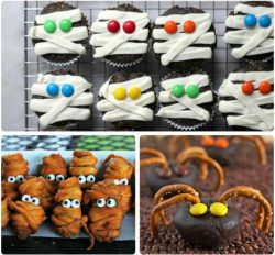 15 Fun Halloween Party Food Creations - Halloween snacks and desserts for kids and adults!