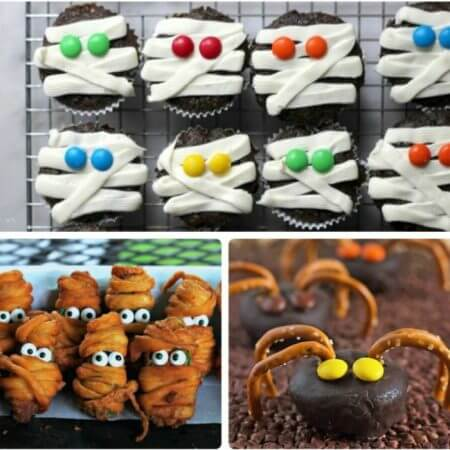 15 Fun Halloween Party Food Ideas for Kids
