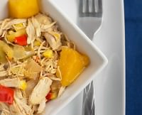 Slow Cooker Healthy Mango Chicken Recipe