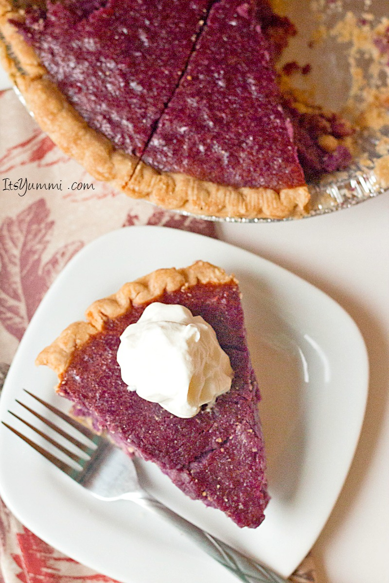 Stokes Purple 174 Sweet Potato Pie Recipe Itsyummi Com