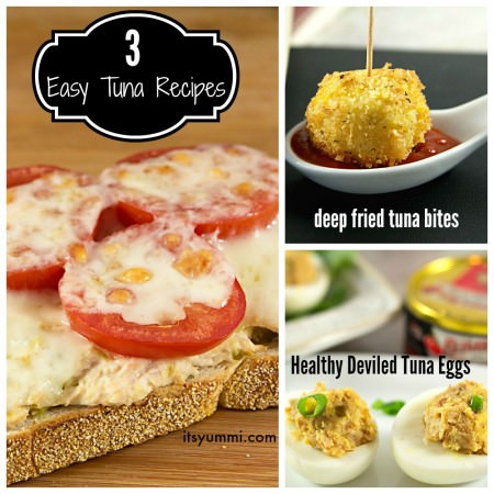 3 Easy Tuna Recipes - These are anything but ordinary!