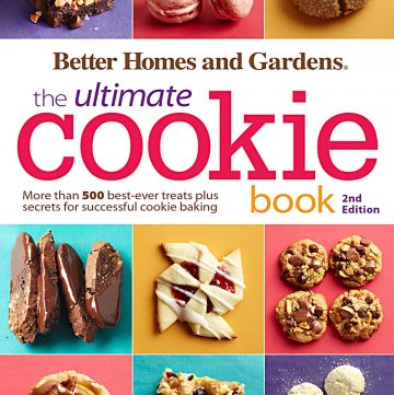 Review of Better Homes and Gardens Ultimate Cookie Book
