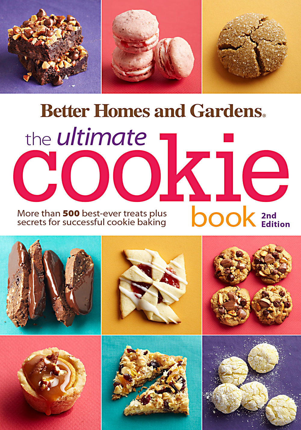 Review of Better Homes and Gardens Ultimate Cookie Book (2nd ed.), on ItsYummi.com