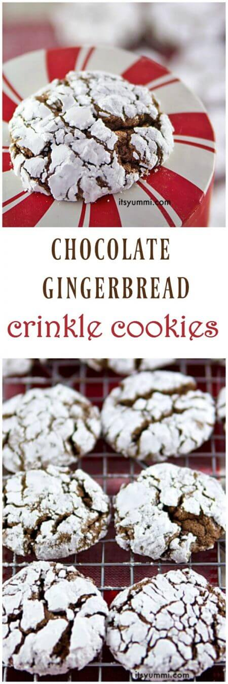 Chocolate Crinkle Recipe Using Cake Mix
