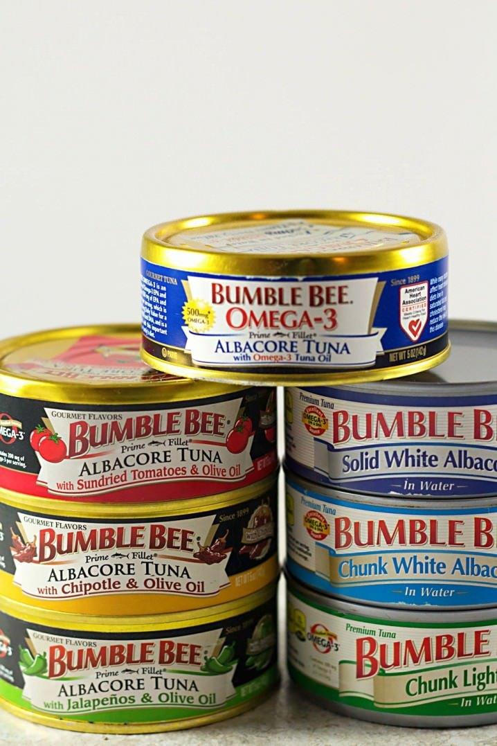 Easy Tuna Fish Recipes featuring Bumblebee Tuna
