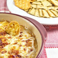hot clams casino dip recipe