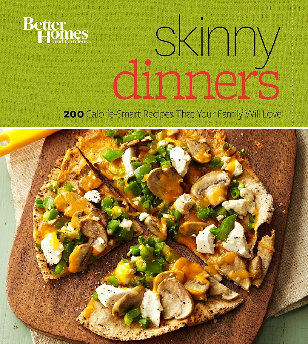 Review Of Better Homes And Gardens Skinny Dinners
