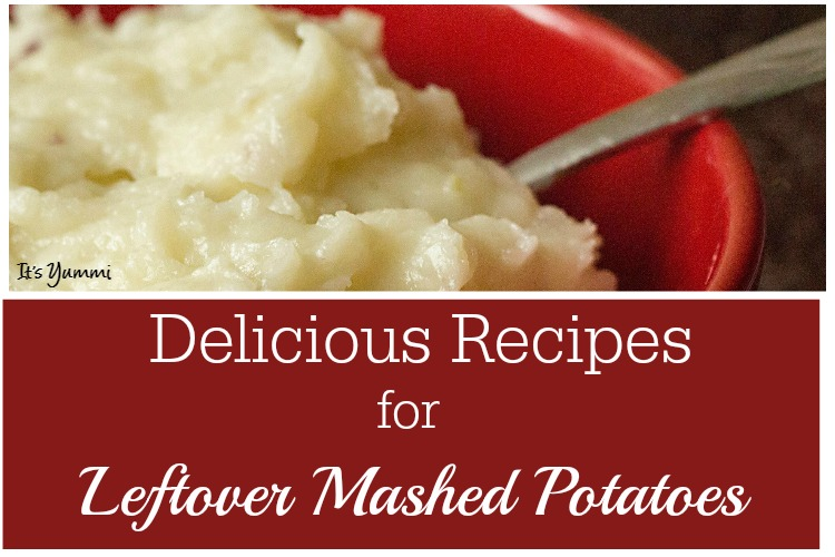Fabulous recipes using Thanksgiving leftovers - Mashed potatoes and sweet potatoes are lurking in the fridge. Here's how you can use them for dinner tonight!