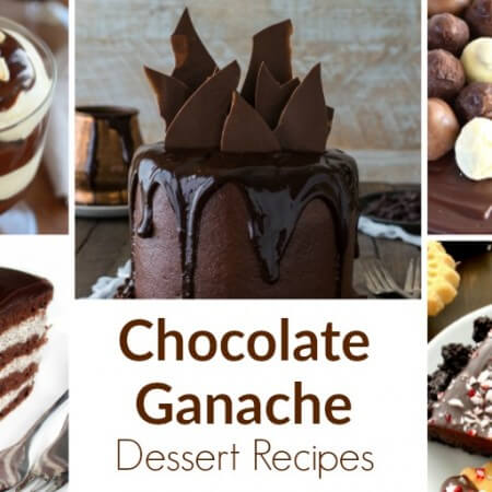 Over 20 delicious and drool worthy chocolate ganache desserts will tempt you on itsyummi.com - Grab the recipes and make them today!
