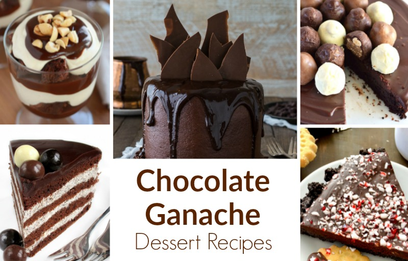 Over 20 Delicious And Drool Worthy Chocolate Ganache Desserts Will Tempt You On Itsyummi