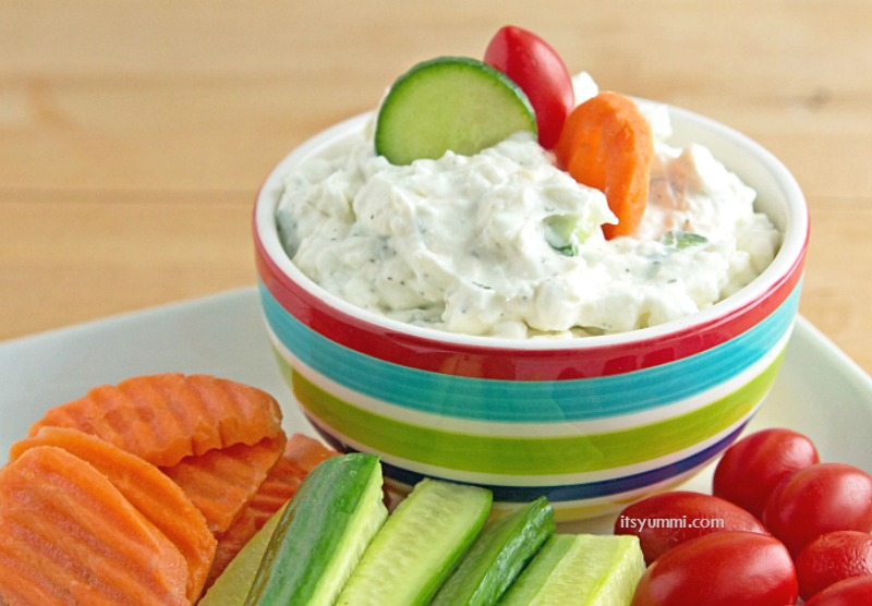 This Caribbean Greek yogurt dip is another healthy recipe option. The ...