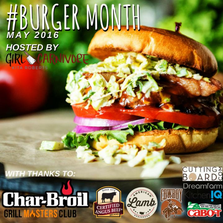 Burger Month 2016 sponsor information