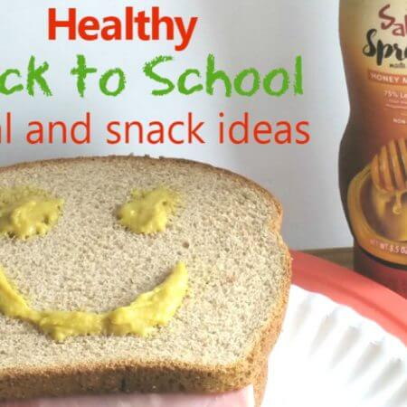 Healthy Back to School Food Ideas