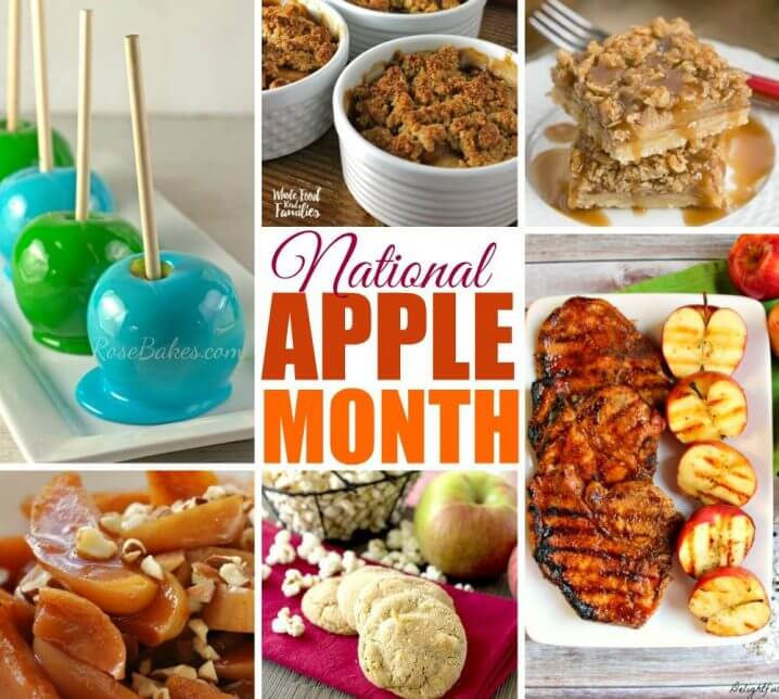 Fall's Best Apple Recipes are all in one place! Everything from breakfast to main dishes to dessert. Come and get them all on itsyummi.com