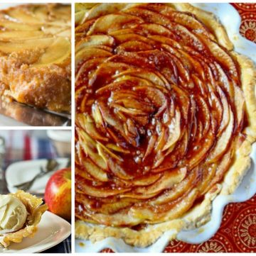 Apple Dessert Recipes that you can eat ALL YEAR LONG! | Get easy dessert recipes using apples on itsyummi.com