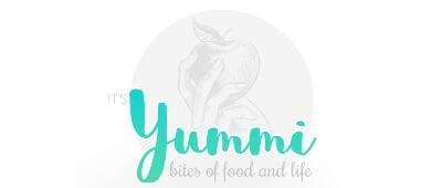 Logo for the website itsyummi.com