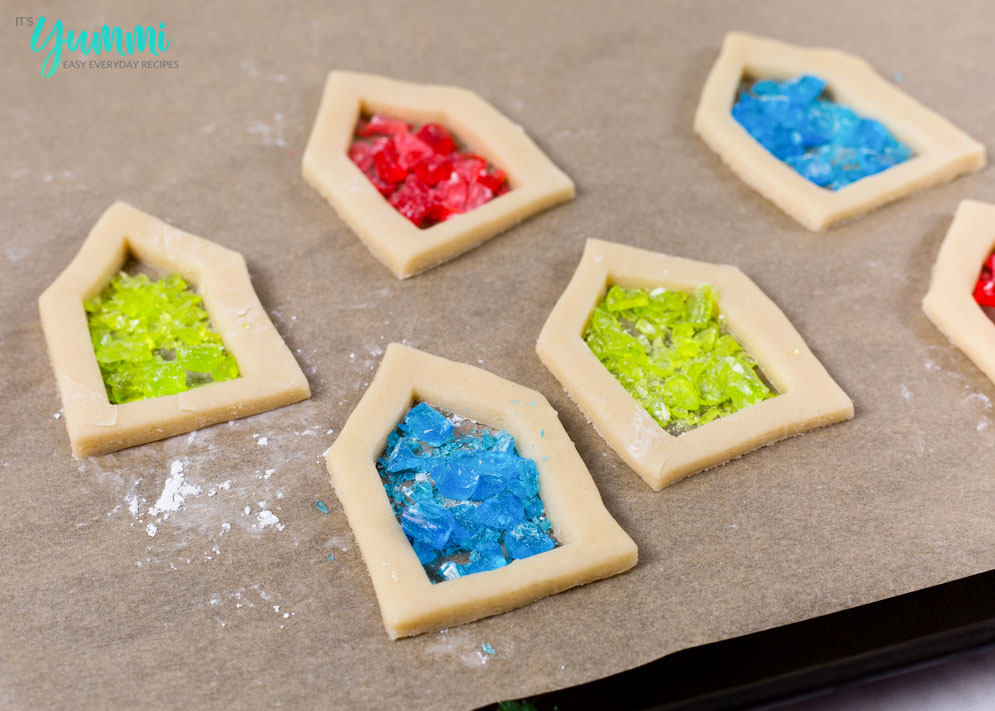Glass Sugar Cookies