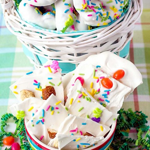 Homemade Easter Treats Recipes Using White Chocolate It S Yummi