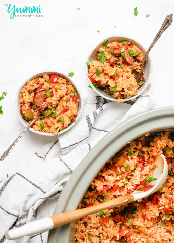 jambalaya recipe slow cooker