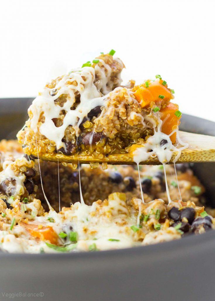 Quinoa Enchilada Recipe